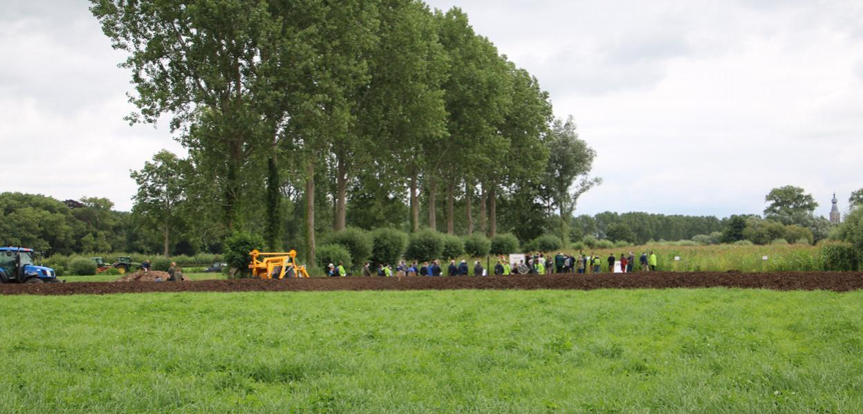 PPAE compost overzicht demodag