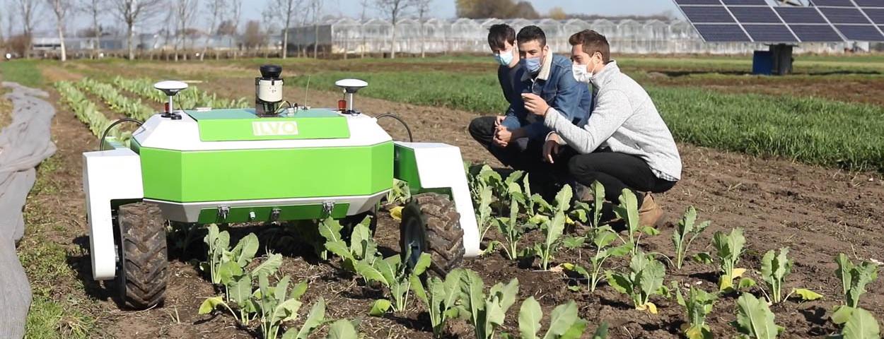 Bio thesisprijs autonome robot def