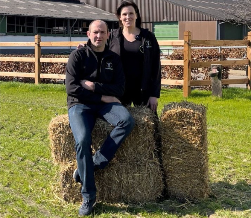 Rob Dierckx en Ingrid Lenaerts-farmfun-Geel-714