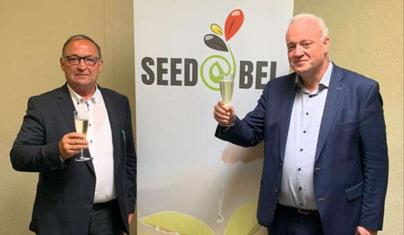 voorzitterswissel Seed@bel