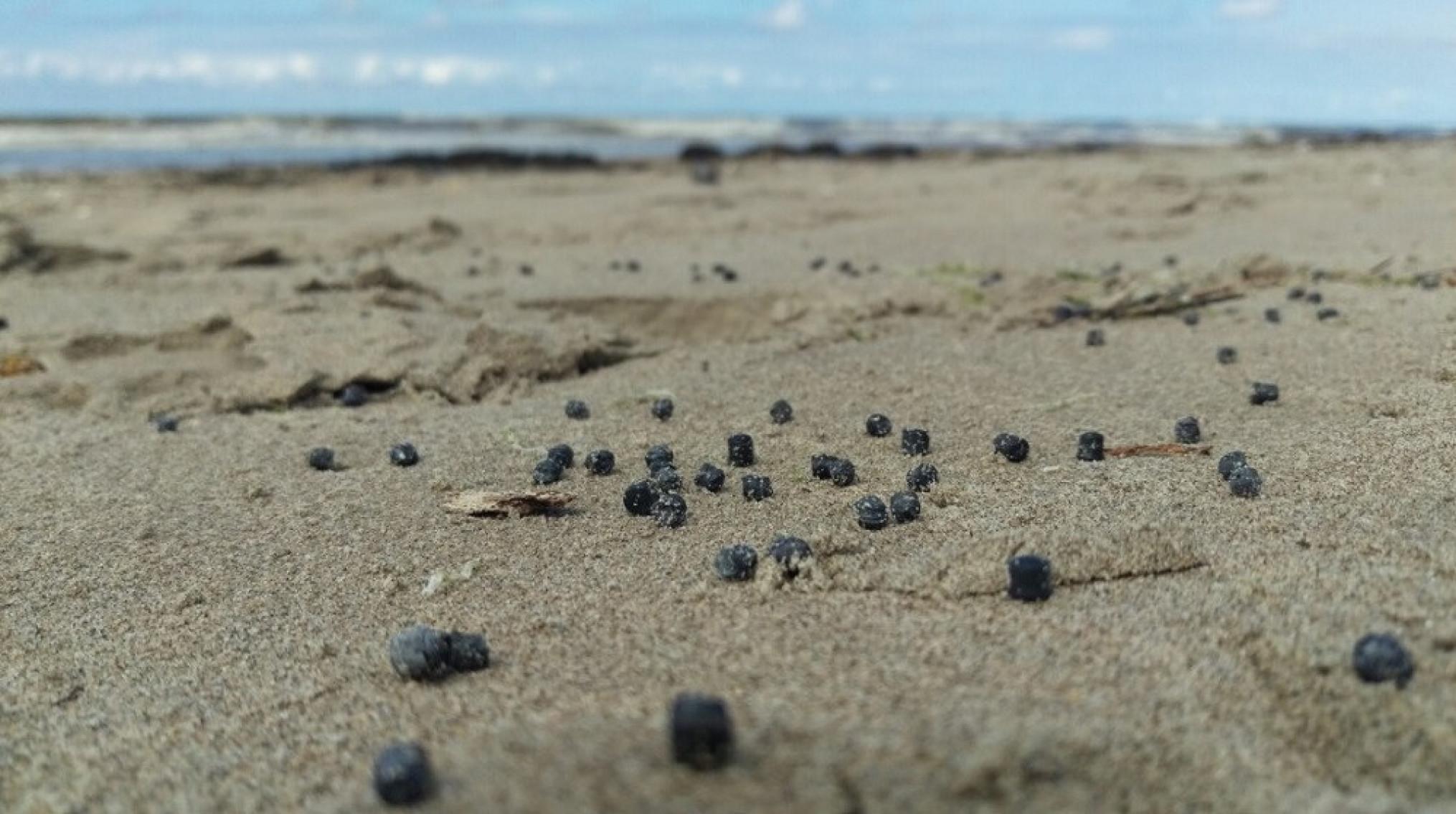 Granulaat-pellets-strandafval-zwerfvuil-1000-StichtingDeNoordzee