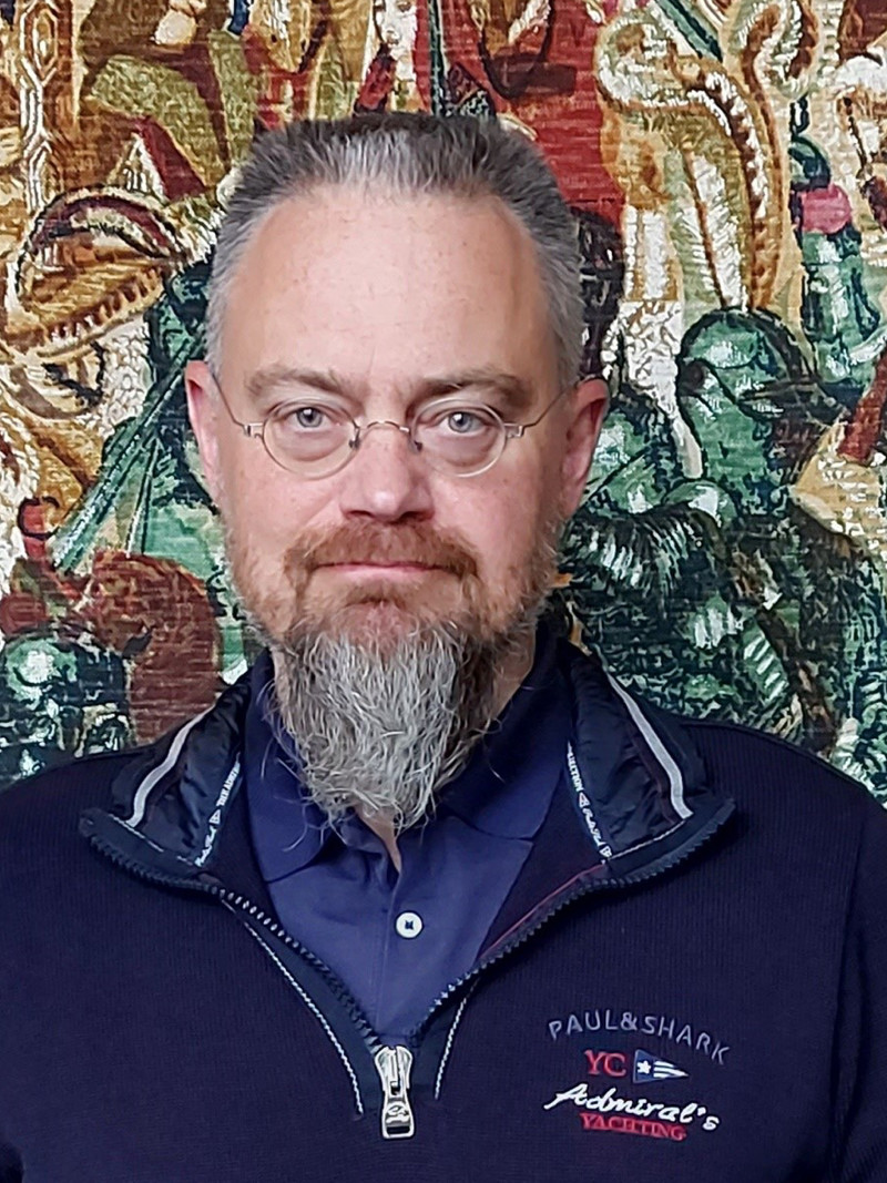 Benedikt Sas-portret