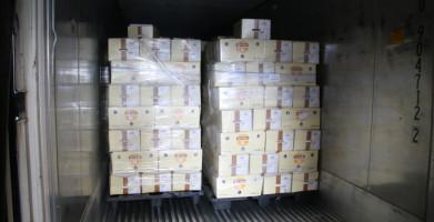 container varkensvlees Zuid-Korea