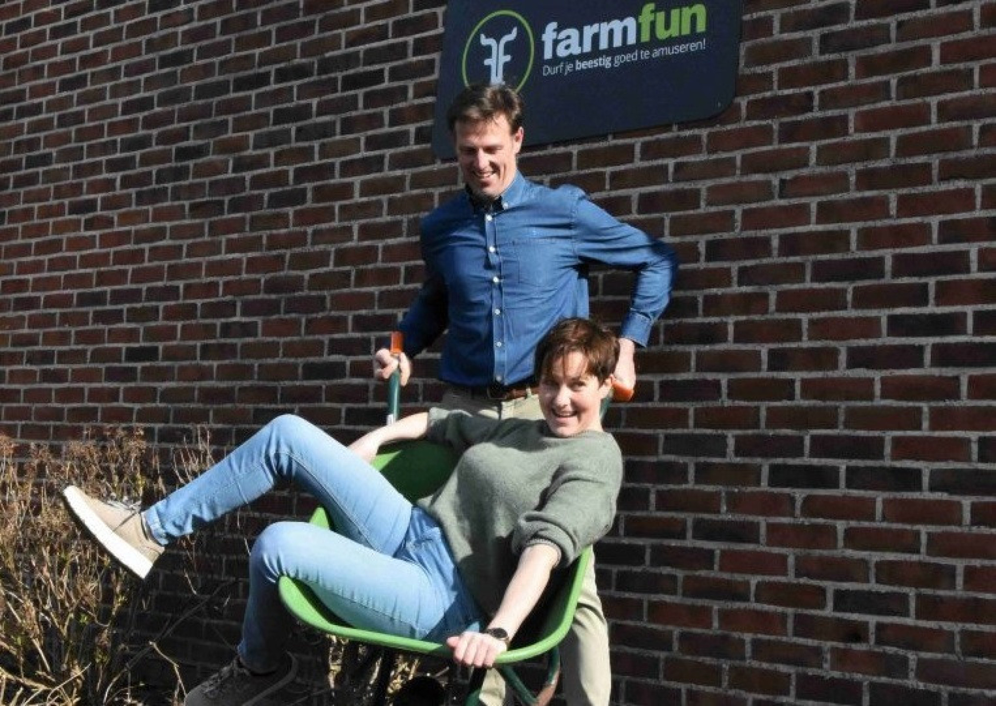 Yves Wildemauwe en Evelien De Roo-farmfun-Aalter-763