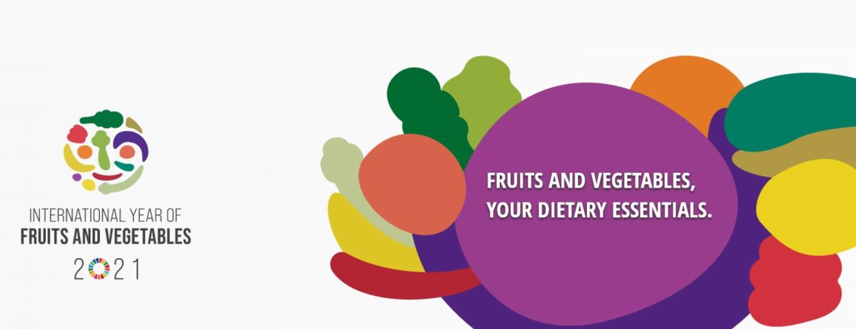 Internationaal Jaar Groenten en Fruit
